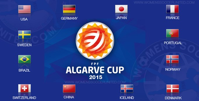 Ellis Names U.S. WNT Roster for 2015 Algarve Cup